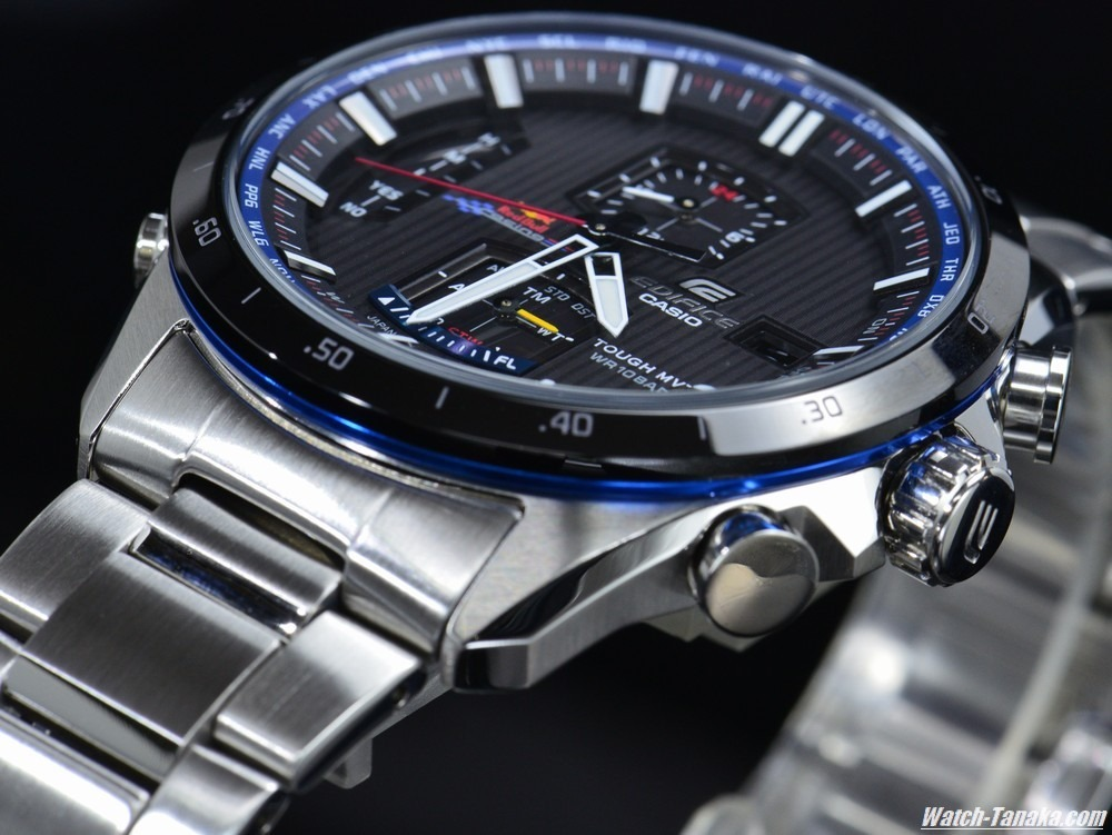 casio x red bull racing limited edition edifice watch. Black Bedroom Furniture Sets. Home Design Ideas