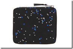 COMME des GARCONS Stars Wallet Collection 2