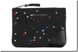 COMME des GARCONS Stars Wallet Collection