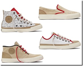 CONVERSE X OSCAR NIEMEYER COLLECTION