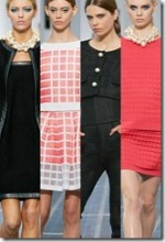 Chanel Spring/Summer ready to wear 2013 Women's Collection