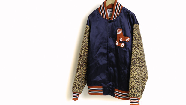 Gourmet Footwear x Mitchell & Ness Debut Vintage Satin Baseball Jackets 2