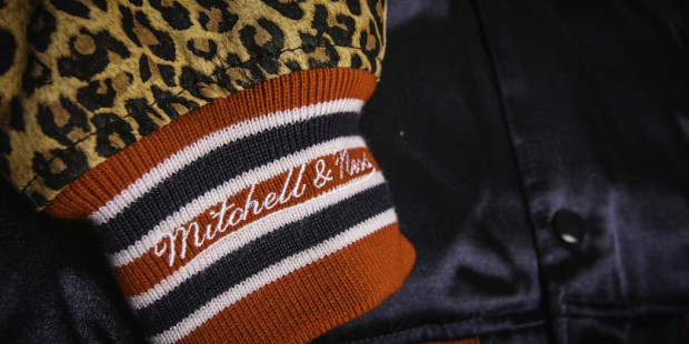 Gourmet Footwear x Mitchell & Ness Debut Vintage Satin Baseball Jackets 3