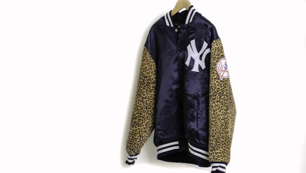 Gourmet Footwear x Mitchell & Ness Debut Vintage Satin Baseball Jackets