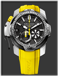 Graham Chronofighter ProDive Professional