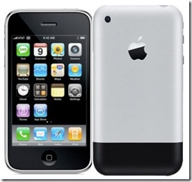 iPhone 1st Gen