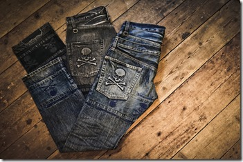mastermind JAPAN 2012 Fall Winter Denim