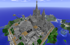 Minecraft great citypollis build. Try out the newest Minecraft Update 1.8.2 For Xbox LIVE now!