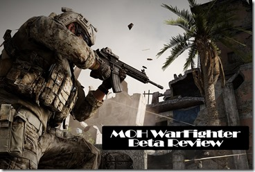 Medal of Honor WarFighter Beta Video Review