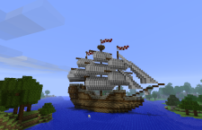 Minecraft pirate ship build. The latest update to Minecraft for Xbox LIVE.
