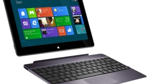 The newly released Asus Vivo Tab featuring Windows RT.