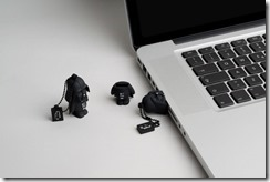 Star Wars USB Flash Drives by Jacopo Rosati 2