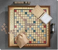 VINTAGE EDITION SCRABBLE BOARD GAME 2