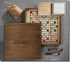 VINTAGE EDITION SCRABBLE BOARD GAME 3