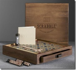 VINTAGE EDITION SCRABBLE BOARD GAME 4