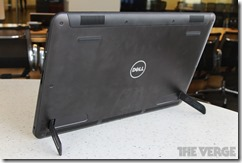 Dell XPS Tab Back