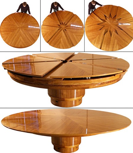 The Fletcher Capstan Table Lifestyles Defined