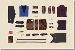 Louis Vuitton shows us the art of packing