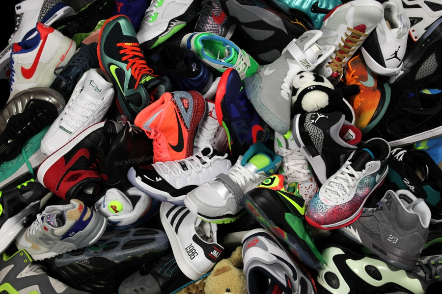 ABC News Dives Into The World Of A Sneakerhead  d66ee3812