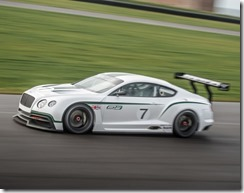 Bentley Continental GT3 Race car 2