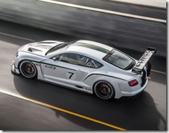 Bentley Continental GT3 Race car 3