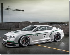 Bentley Continental GT3 Race car 5