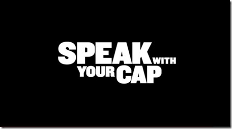 New Era Speak With Your Cap