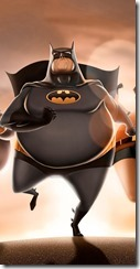 What if your favorite superhero was fat 3