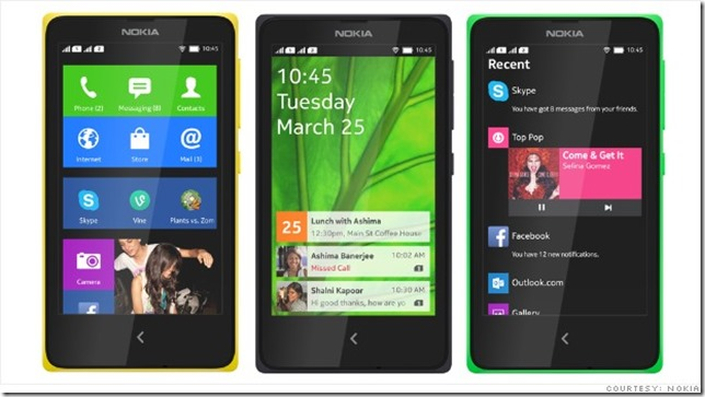 Nokia X Devices