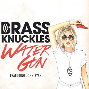 """Lock 'n Load! """"Water Gun"""" by Brass Knuckles Releases Today"""