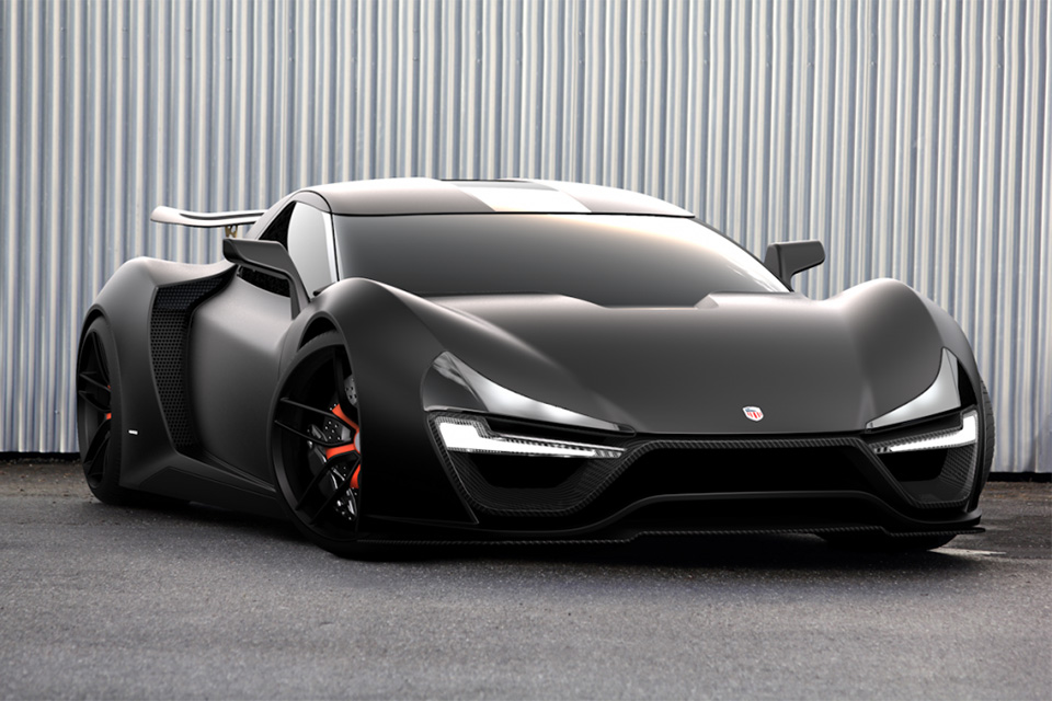 Trion Nemesis Rr Supercar Lifestyles Defined