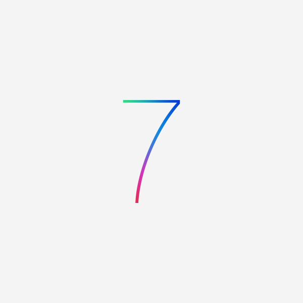 This Sophisticated Ascent Is Defined By Its Original: IOS 7 Beta Key Features Review- New Look And Feel